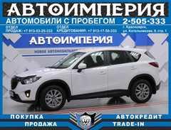 Красноярск CX-5 2012