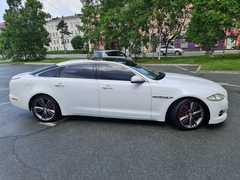 Находка Jaguar XJ 2012