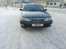 Зима Mark II Wagon Qualis