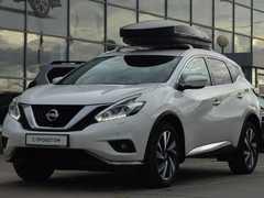 Новый Уренгой Nissan Murano 2017