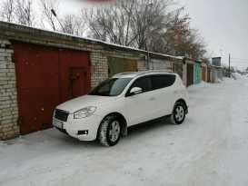Ульяновск Emgrand X7 2015