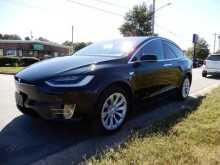 Москва Tesla Model X 2016
