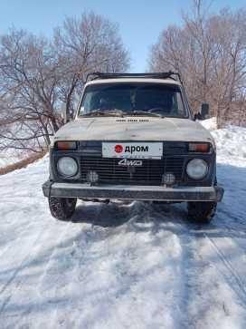 Лесозаводск 4x4 2121 Нива 1987