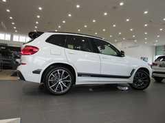 Новосибирск BMW X3 2021