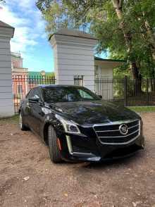 Москва Cadillac CTS 2017
