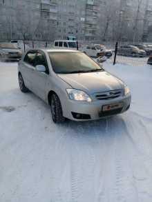 Новосибирск Corolla Runx 2004