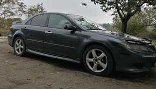 Симферополь Mazda6 2003