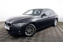 Москва BMW 3-Series 2014