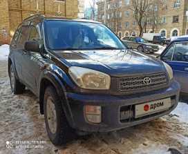 Ухта RAV4 2000