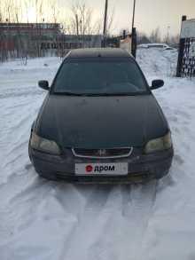 Челябинск Civic 1995