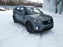 Омск Hyundai Creta 2021