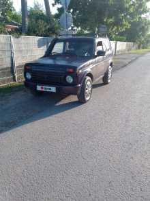 Краснодар 4x4 2121 Нива 1993
