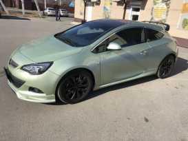 Уссурийск Astra GTC 2011