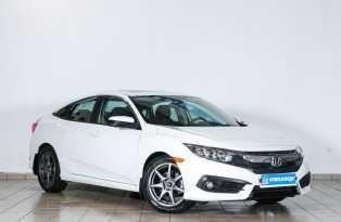 Новокузнецк Honda Civic 2016