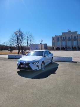 Комсомольск-на-Амуре Toyota Camry 2012
