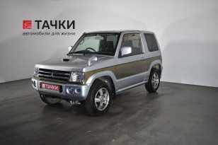 Иркутск Pajero Mini 2007