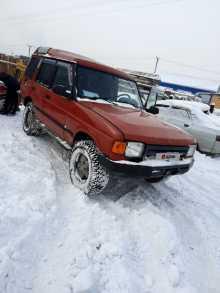 Иркутск Land Rover 1989