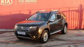 Новосибирск Duster 2013