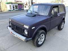 Томск 4x4 2121 Нива 2000
