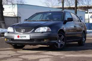 Иваново Avensis 2001