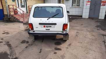 Новокузнецк 4x4 2121 Нива 2019