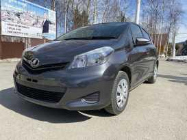 Улан-Удэ Toyota Vitz 2012
