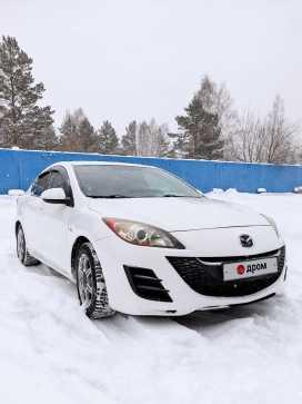 Новосибирск Mazda3 2009