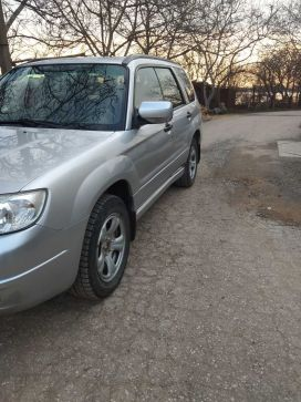 Саки Forester 2007