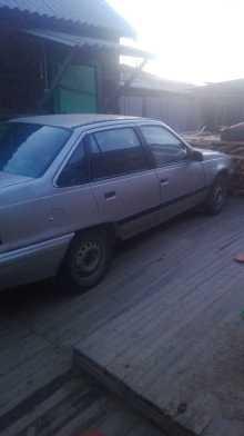 Усть-Баргузин LeMans 1992