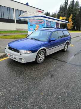 Костомукша Subaru Legacy 1996