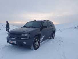 Кызыл TrailBlazer 2004