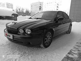 Новосибирск X-Type 2001