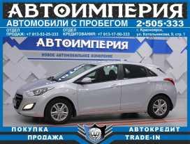 Красноярск Hyundai i30 2015
