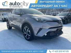 Владивосток Toyota C-HR 2017