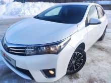 Касимов Corolla 2014