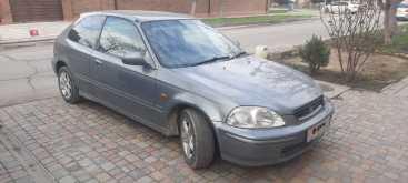 Анапа Civic 1997
