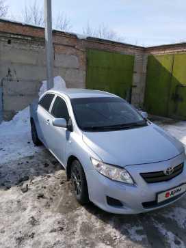 Новотроицк Corolla 2008