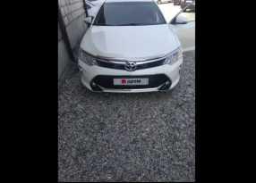 Нальчик Toyota Camry 2016