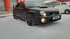 Нижневартовск Impreza WRX 2001