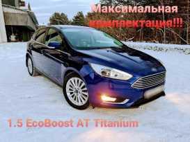 Иркутск Ford Focus 2016