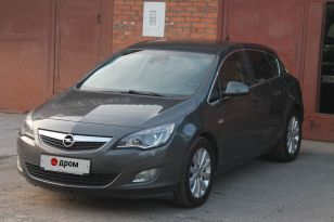 Северск Astra 2010