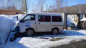 Томск Bongo 1999