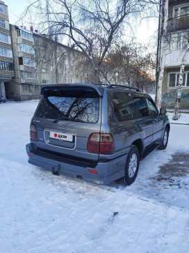 Иркутск Lexus LX470 2000