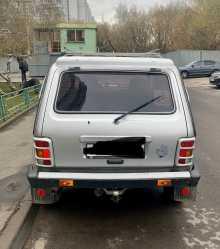 Москва 4x4 2131 Нива 2013