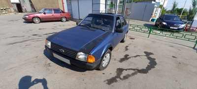 Челябинск Escort 1985