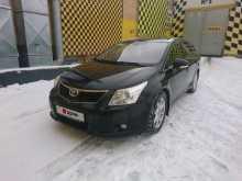 Москва Avensis 2009