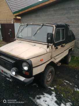 Новосибирск ЛуАЗ-969 1991