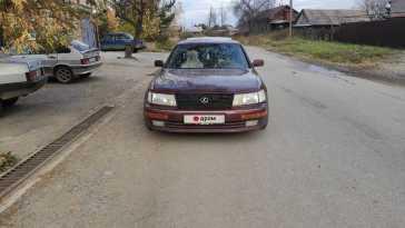Екатеринбург LS400 1991