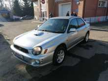Омск Impreza WRX 2002