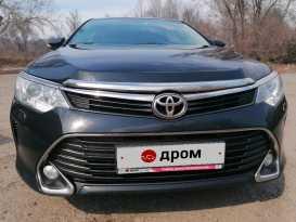 Абакан Toyota Camry 2016